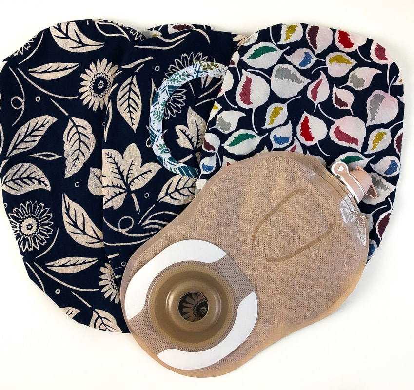 ostomy bag cover pattern