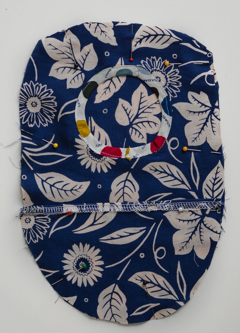 stoma bag cover