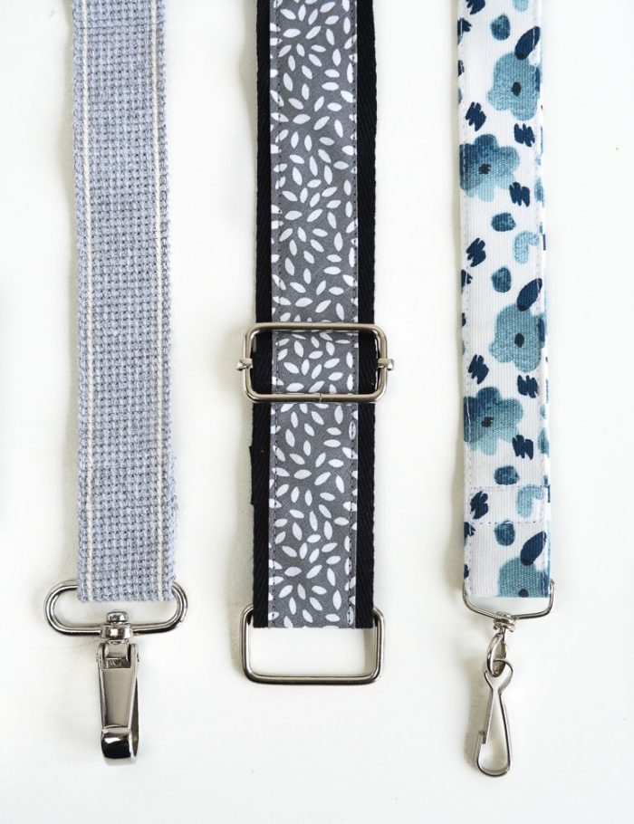 Love making your own bags? Learn how to sew bag straps from fabric, plus how to make adjustable bag straps, including video tutorials.